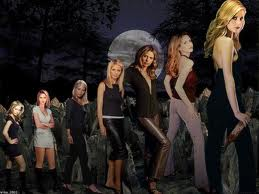 Buffy all seven seasons