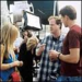 Buffy and Riley behind the scenes - btvs-behind-the-scene icon