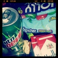 Candy and Mountain Dew - mountain-dew photo