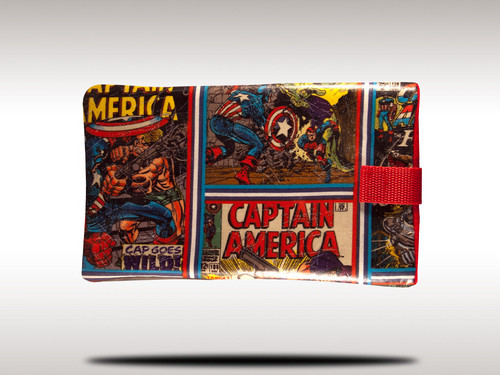Captain america 7 and 10 inch tablet case/sleeve