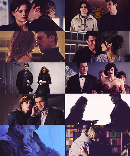 Caskett Best Moments