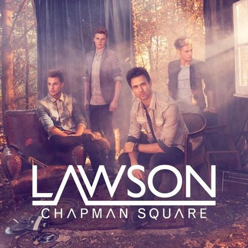 Chapman Square Album Cover