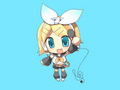 Chibi Rin - vocaloids photo