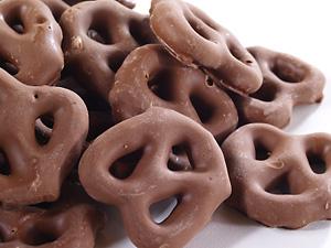 浓情巧克力 Pretzels