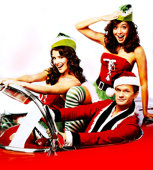 how i met your mother images weihnachten himym wallpaper and background photos