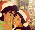 Christmas - aladdin photo