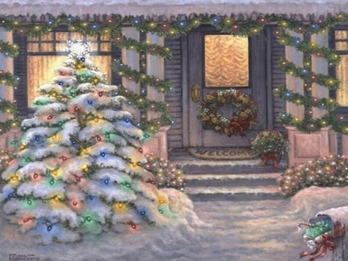 圣诞节 壁纸
