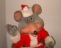 Chuck E Clause - chuck-e-cheeses photo