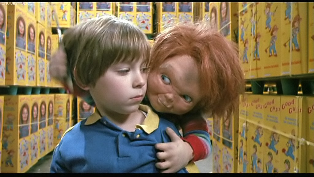 Andy barclay chucky andy
