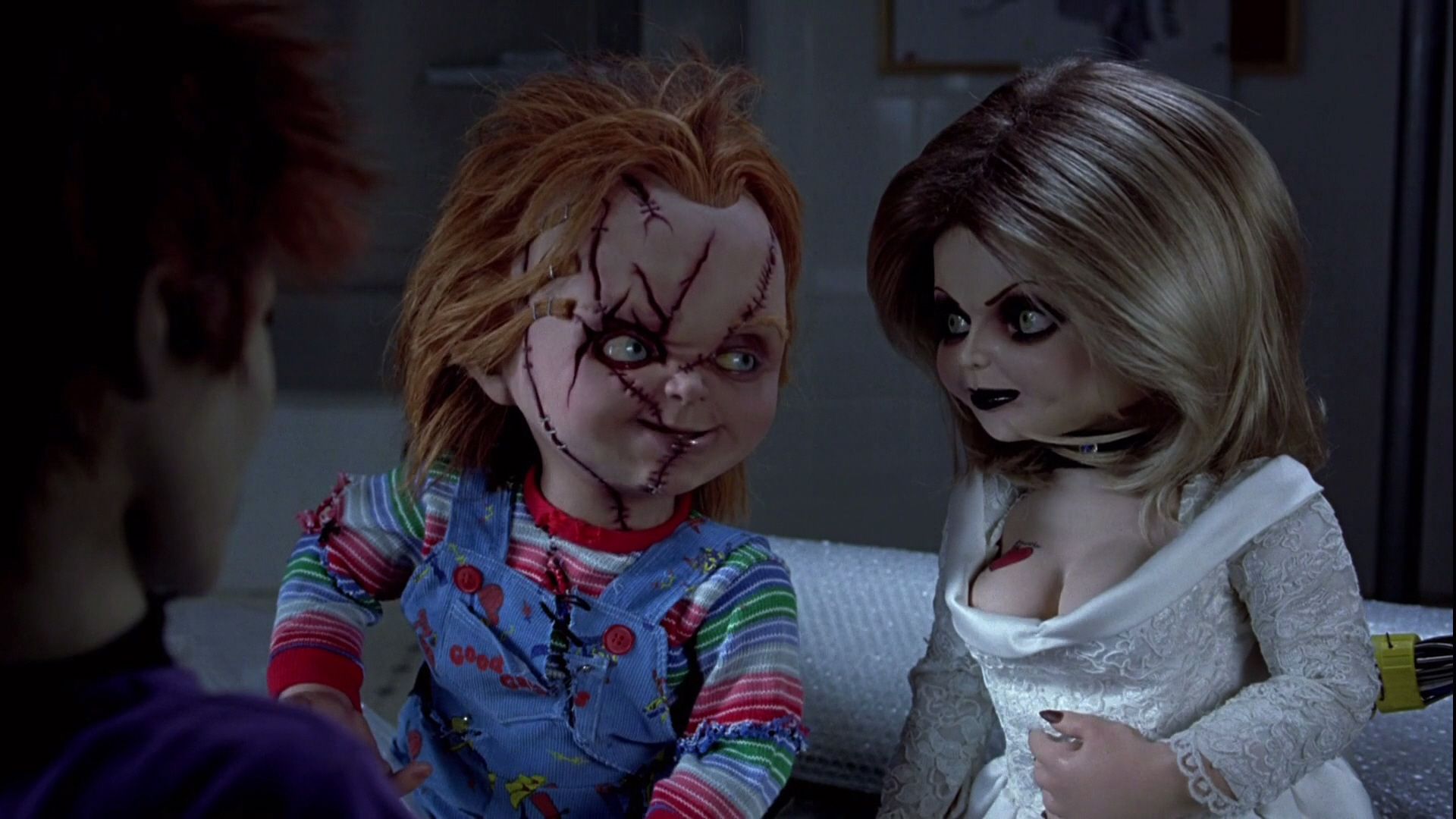 The chucky family images chucky tiffany hd wallpaper and - Seed of chucky wallpaper ...