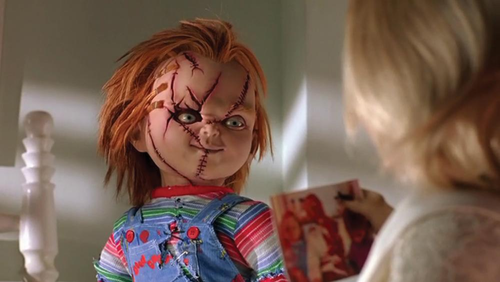 Chucky wallpaper possibly with a portrait entitled Chucky