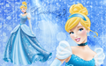 Cinderella's New look - disney-princess wallpaper