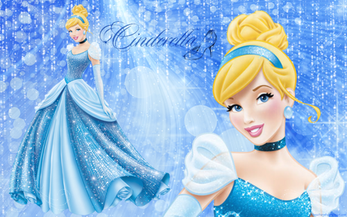 Cinderella's New look