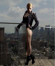 Claire Danes- BlackBook Magazine Sept 09