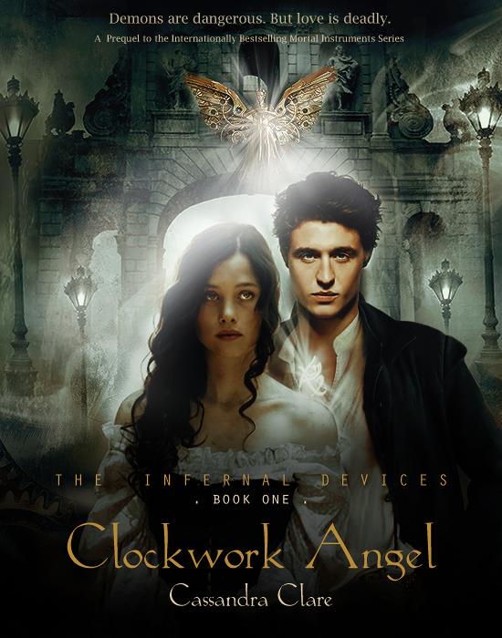 Clockwork malaikat
