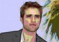 Comic Rob (4) - robert-pattinson fan art