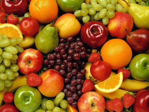 Cool Bilder of fruits