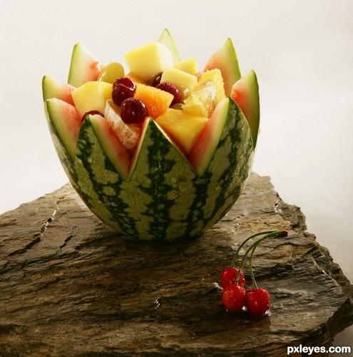 Cool প্রতিমূর্তি of fruits