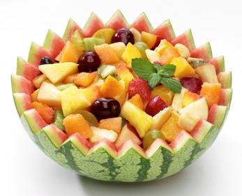 Fruit wallpaper with a fruit salad entitled Cool images of fruits