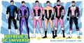 Cosmic Boy from the Legion of Super-Heroes LSH - dc-comics fan art