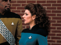 Counselor Deanna Troi - counselor-deanna-troi wallpaper