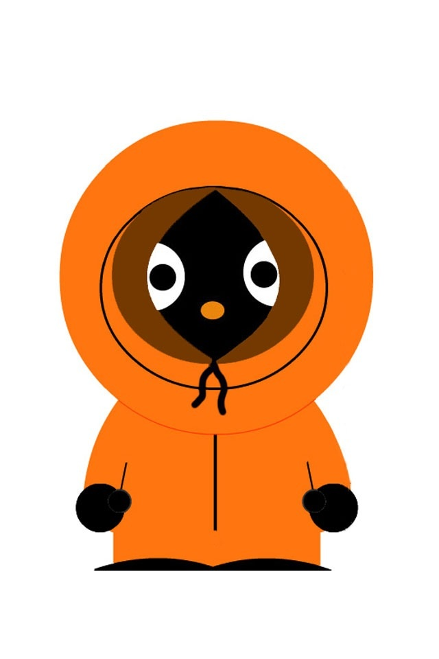 Cute Kenny South Park