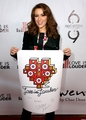 DEAN'S HOLIDAY PARTY BENEFITTING THE LOVE IS LOUDER MOVEMENT - alyssa-milano photo