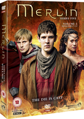 DVD Cover - The Die Is Cast