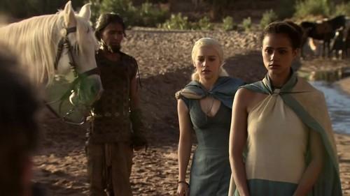 Daenerys Targaryuen In Season 3