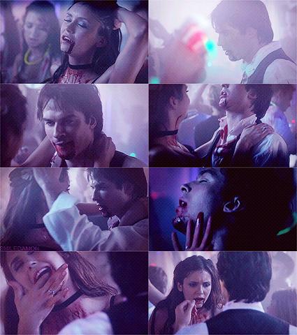 Damon and Elena 4x04