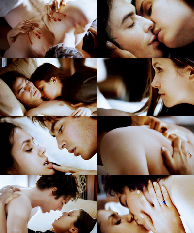 Damon and Elena 4x08