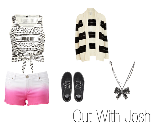 """encontro, data Outfit Wiv Josh """"Perfect In Every Way"""" :) 100% Real ♥"""
