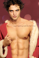 Dear Santa, define - naughty... - robert-pattinson fan art