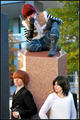 Death Note cosplay - anime fan art