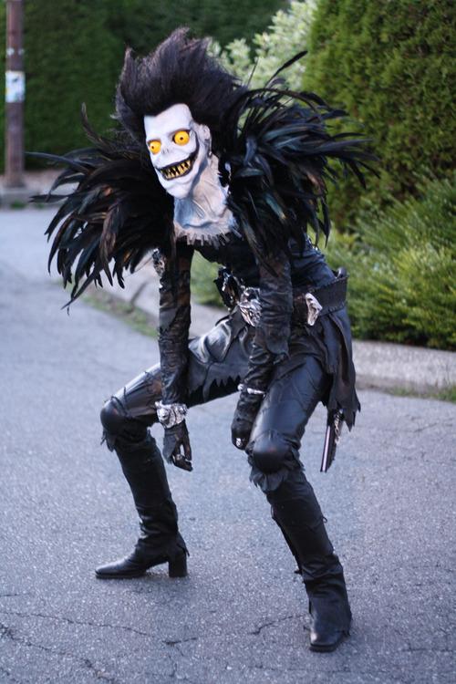 Death Note cosplay - Anime Fan Art (32900361) - Fanpop