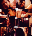 Delena 4x08 - damon-and-elena fan art