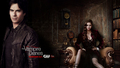 the-vampire-diaries - Delena/TVD 4 season wallpaper