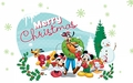 disney - Disney Christmas wallpaper