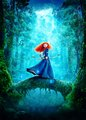 Disney•Pixar Posters - Merida - Legende der Highlands