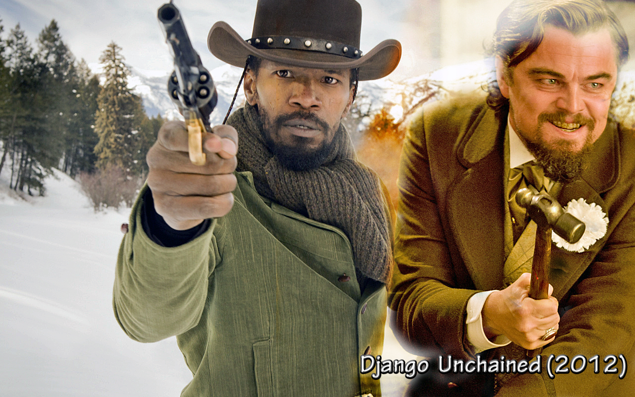 Movies Django Unchained 2012