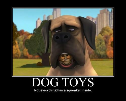 Dog Toys-Mort