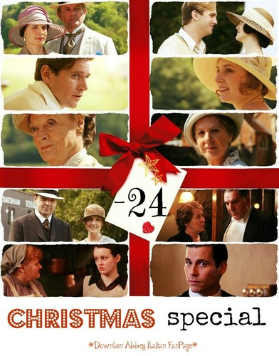 Downton Abbey Series 3 Krismas Special