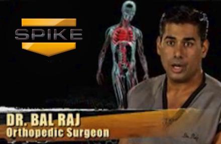 Dr. Raj - Celebrity Orthopedic Surgeon and Fitness Expert - Commander PR