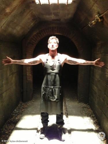 Dylan McDermott as Bloody Face