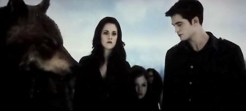 Edward,Bella and Nessie
