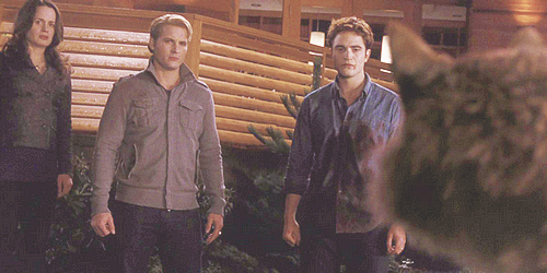 Edward,Carlisle and Esme