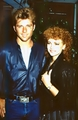 Emma Samms and Maxwell Caulfield