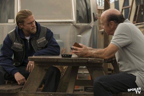 Sons Of Anarchy wallpaper called Episode 5.13 - J'ai Obtenu Cette - Promo Photos