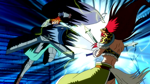 Erza Scarlet wallpaper possibly containing animê called Erza