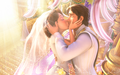 disney-princess - Ever After Kiss wallpaper